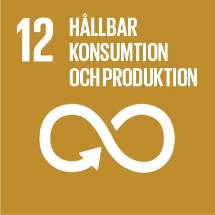 Hållbar konsumtion och produktion