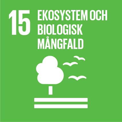 15. Ekosystem och biologisk mångflad