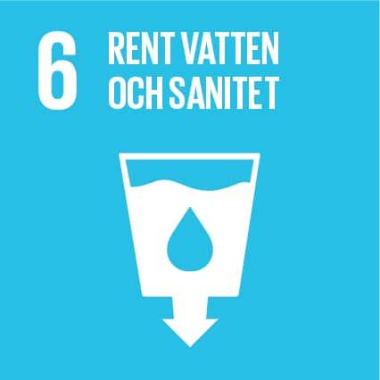 6. Rent vatten och sanitet